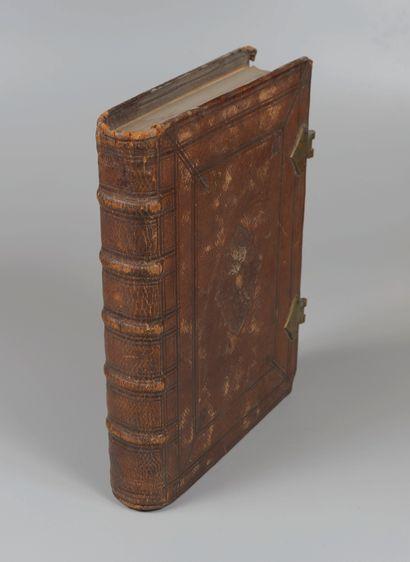 BIBLE. — Histoire de la Bible. Amsterdam,...
