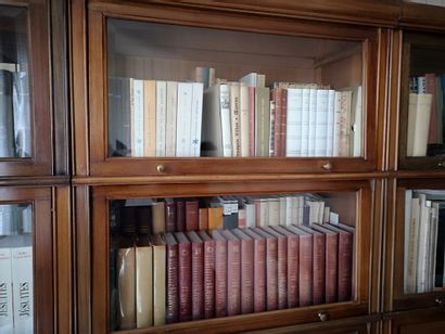 Lot de livres brochés et divers