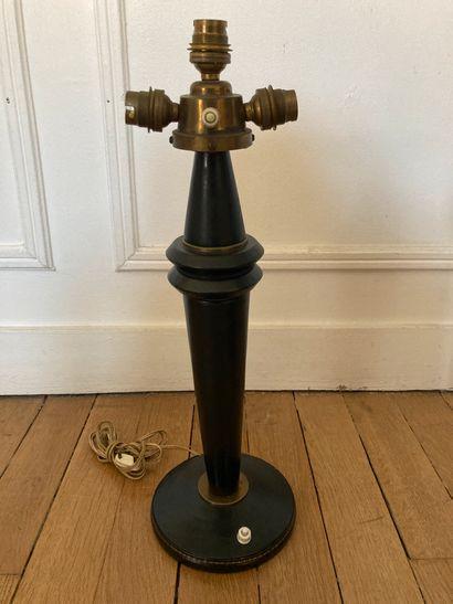 Maison LANCEL (fondée en 1876)  Lampe de...