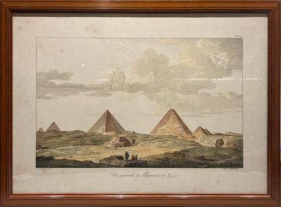 Godefroy ENGELMANN (1788-1839)  Une vue générale...
