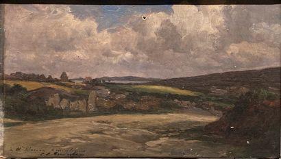 QUINTON Clément-Henri (1851-Xxe), Ecole de...