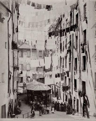 ITALIE – ALFRED NOACK (1833-1895)