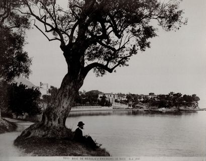 NICE – JEAN GILLETTA (1856-1933)