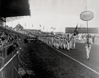 JEUX OLYMPIQUES – PARIS – 1924