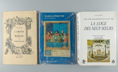 Livres : Florange, le Mariage dans la numismatique...