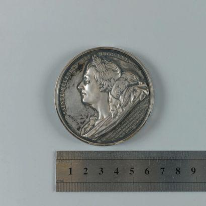 Mort de napoléon Ier, passage de ses cendres...