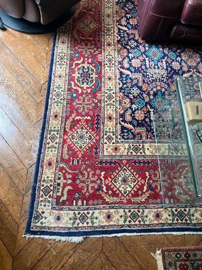 Deux tapis du Caucase