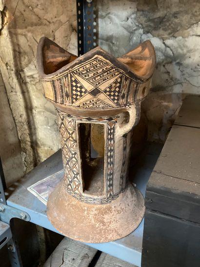 KABYLE ou BERBERE, Algérie, XIXe siècle  Céramique...