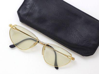 FRED ''FORCE 10''  Paire de lunette en métal...