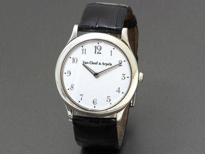 VAN CLEEF & ARPELS N° 8  Montre bracelet...