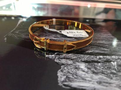 HERMES. Bracelet modèle