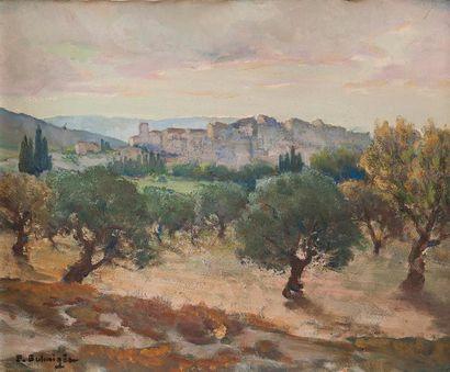 Paul-Marcel Candies BALMIGERE (1882-1953)