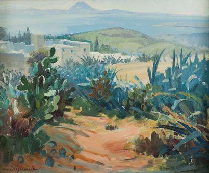 André JOUAULT (1904-1987)
