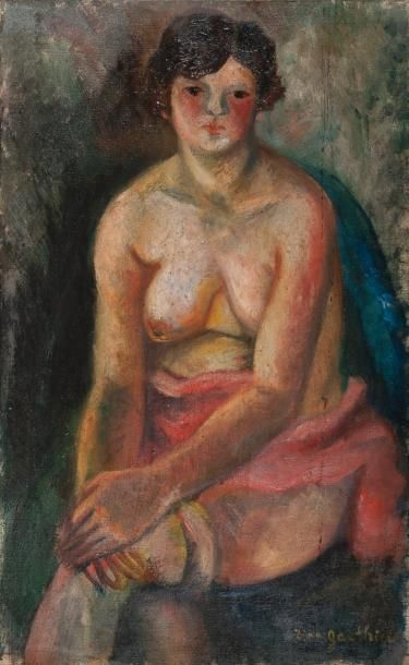 Zina GAUTHIER (1890/99-1936)