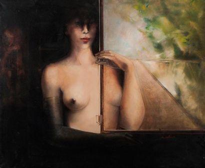 Michèle SALMON (née en 1946)