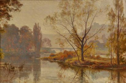 Emile ISEMBART (1846-1921)