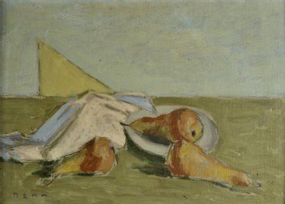 BENN Bençion Rabinowicz dit (1905-1989)