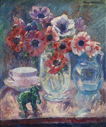 William MALHERBE (1884-1952)