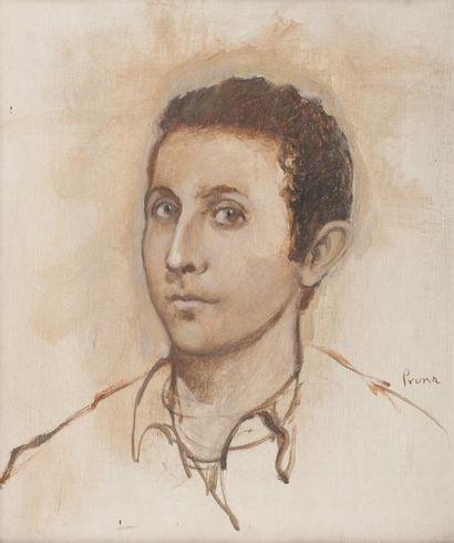 Pedro Pruna O'CERANS (1904-1977) Ecole espagnole