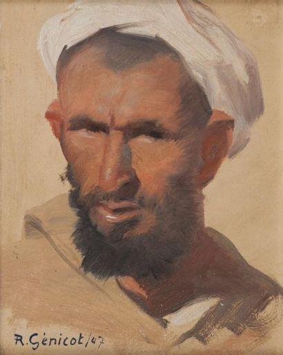 Robert GENICOT (1890-1981)