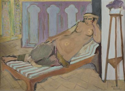 Pierre André BOUEY (1898-1976)