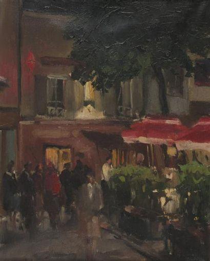 Serge KISLAKOFF (1897-1980)