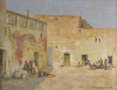 Charles MARTIN-SAUVAIGO (1881-1962)