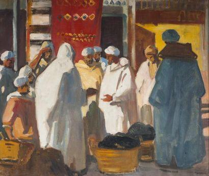 Azouaoui MAMMERI (1890-1954) Ecole algérienne