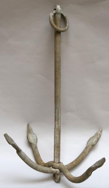 ANCRE REPLIABLE. 85 cm x 55 cm.