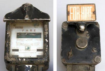 COMPTEUR DE TAXI, mécanique «Standard me...