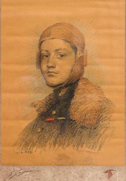 BRESLAU LOUISE CATHERINE (1856 - 1927)