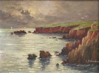 BILLARD JEAN (1899 - ?)