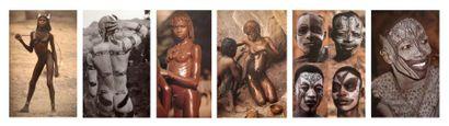 LENI RIEFENSTAHL - «AFRICA» - Leni Riefenstahl...