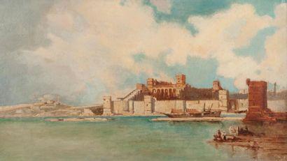 Ecole Orientaliste du XIXème siècle