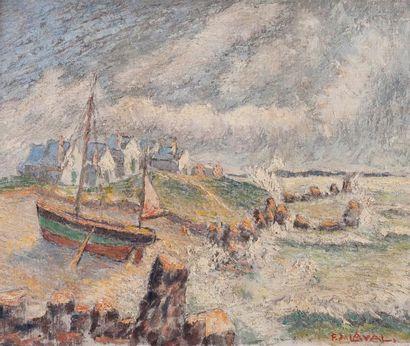 Ferdinand LAVAL (1886-1966)