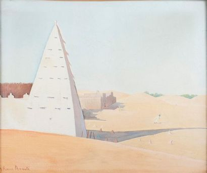 GENEVIÈVE BARRIER DEMNATI (1893-1964)