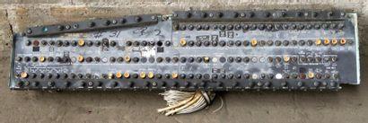PANNEAU DE FUSIBLES (Switch panel «circuit...