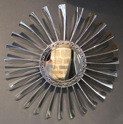ROTOR SPEY ROLLS ROYCE 26 AUBES en aluminium...