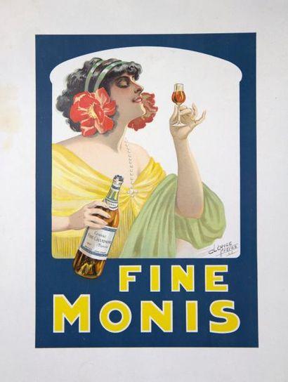 CLERISSE FRÈRES - Cognac Fine Champagne Monis,...