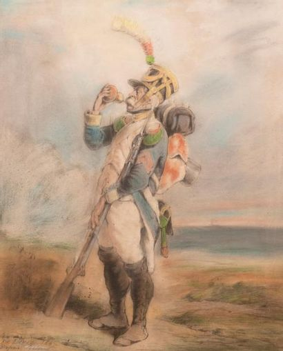 Edouard LIEVRE (Blamont 1829 - Paris 1886)