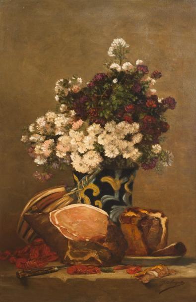 Jules Charles CHOQUET (1846-1937)