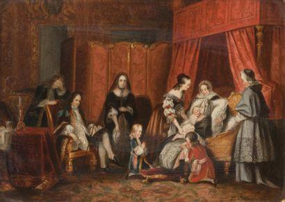 Tony JOHANNOT (1803-1852)