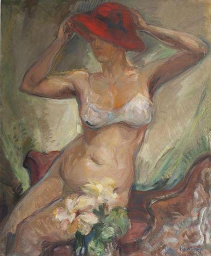 Lucienne de MEIFFREN (1895-1995)