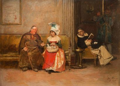 Jean Georges VIBERT (1840-1902)