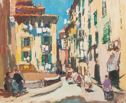 Lucien Victor DELPY (1898-1967)