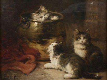 Léon HUBERT (1887-?)