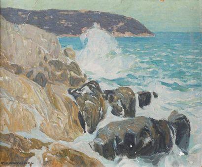 Fernand LANTOINE (1876/78-c.1955