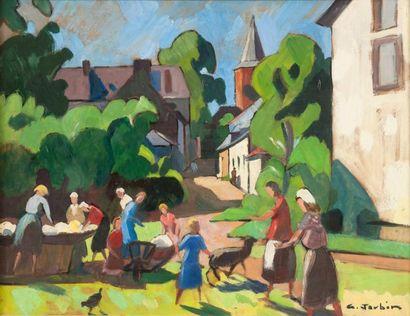Georges JOUBAIN (1888-1983)