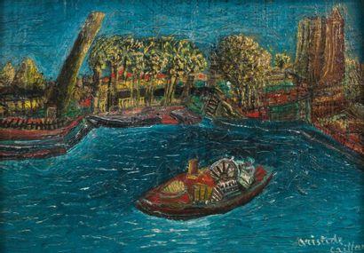 Aristide CAILLAUD (1902-1990)