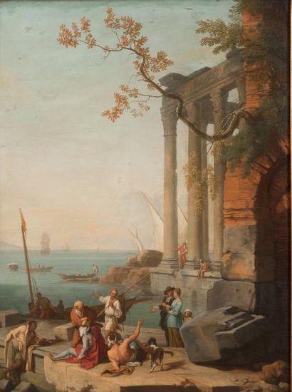 Attribué à Philippe REY (Actif au XVIIIème siècle)